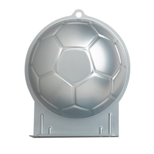 Soccer Ball Cake Tin Hire