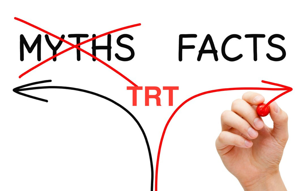 TRT Myths Exposed