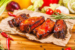 Customer Recipe: BBQ Ribs