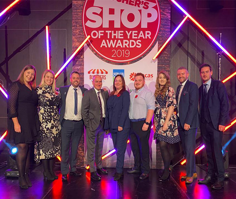 Butchers-Sundries Sponsors Butchers Shop Of The Year Awards 2019