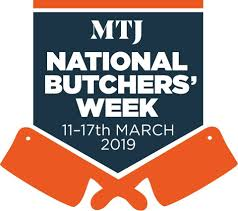 Who's excited for National Butchers Week 2019