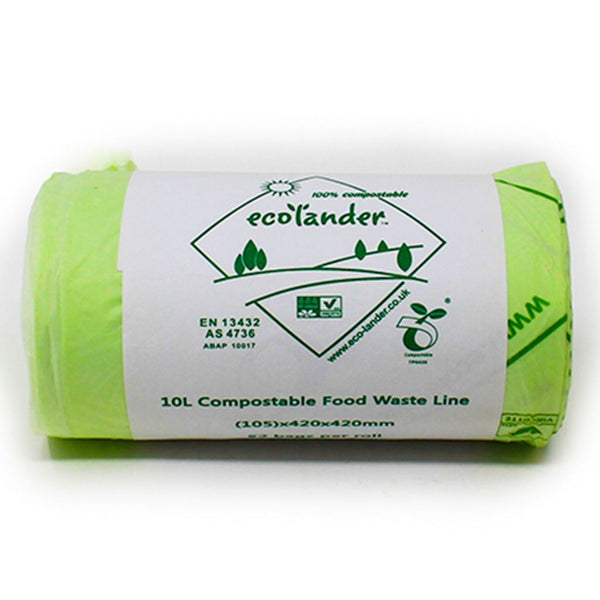10L Compostable Liners