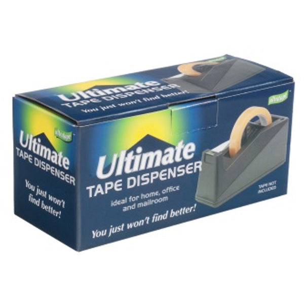 Ultimate tape dispenser box.