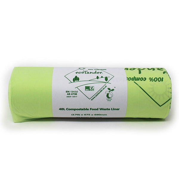 40L Compostable Liners