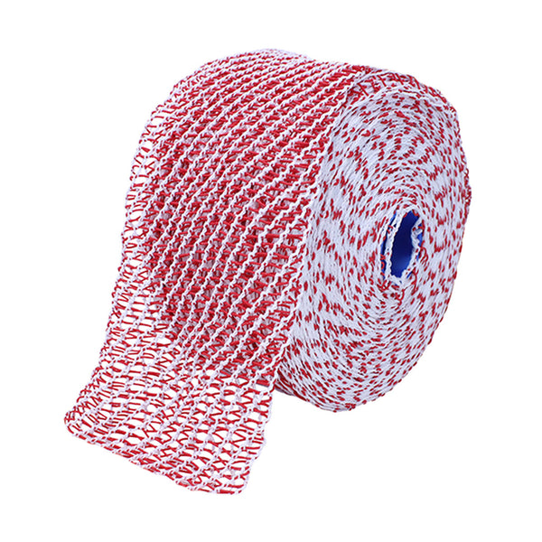 TruNet 48sq Premium Red/White Elasticated Meat Netting