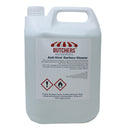 Anti-Viral Surface Cleaner and Sanitiser - 5ltr