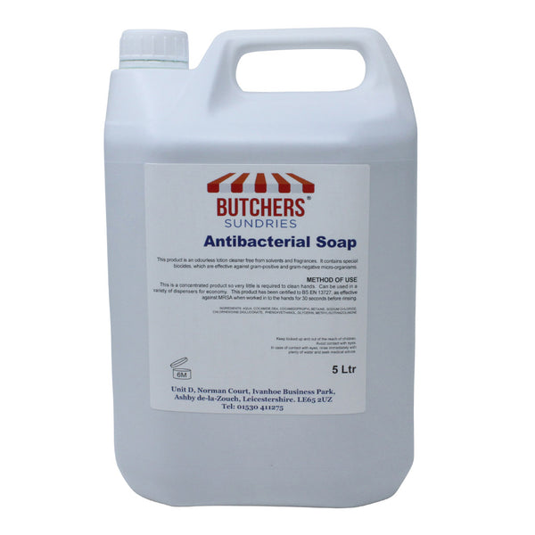 Antibacterial Soap - 5ltr