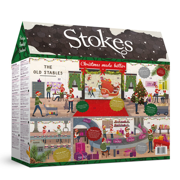 Stokes Christmas Advent Calendar