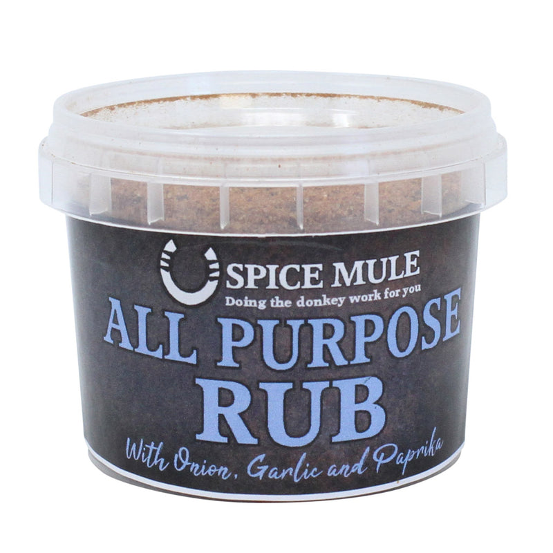 All Purpose Gourmet Rub – 60g Tub