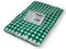 Green Gingham Vacuum Pouches (200x300) - Pack of 100. From £4.99 per Pack