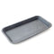 3D Black Polystyrene Food Trays (500/pack)