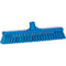 Blue Broom Head - Soft/Hard Bristles