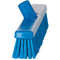 Blue Broom Head - Soft Bristles