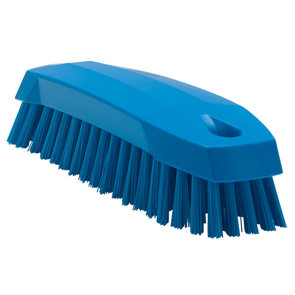 Blue Scrubbing Brush