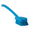 Blue Washing/ Utility Brush - Long Handle