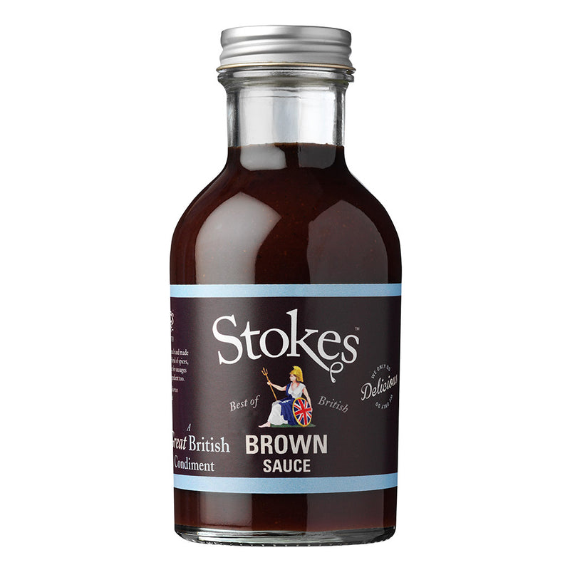 Stokes Real Brown Sauce (320g)