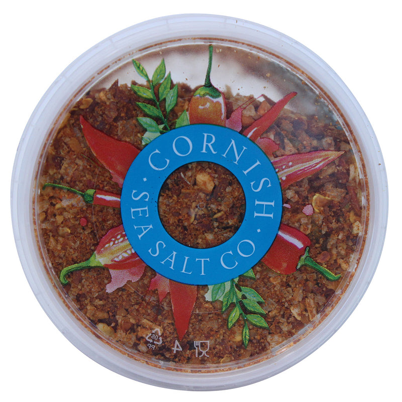 Cornish Sea Salt - Chilli - 50g