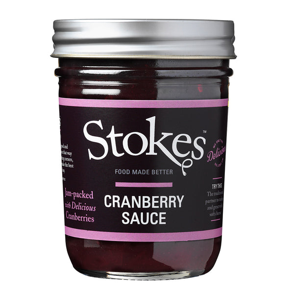 Stokes Cranberry Sauce (260g)