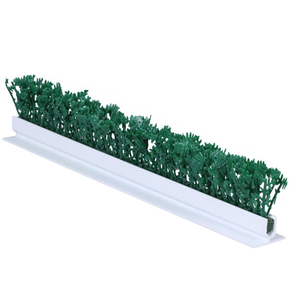Green Cypress Garnish White Base 12/Box