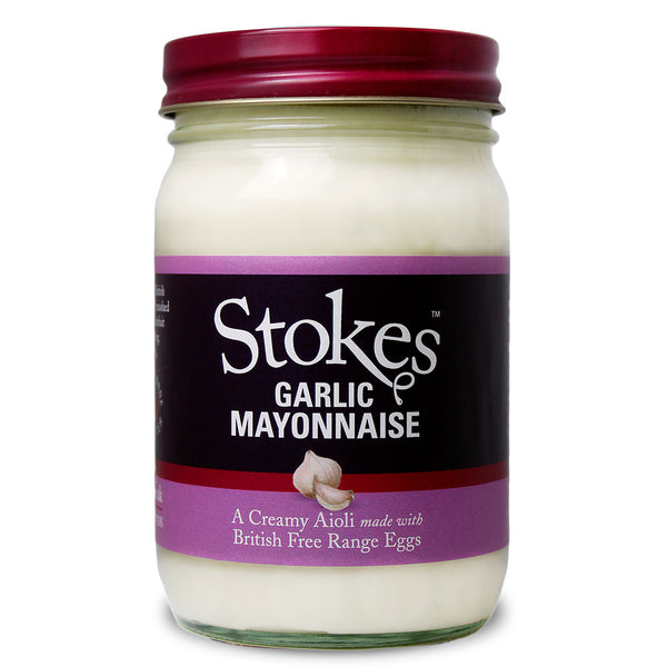 Stokes Garlic Mayonnaise (345g)