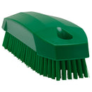 Green Nailbrush/ Small Scrubbing Brush
