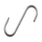 200 x 9mm  S Butchers Meat Hanging Hooks - 10 Hooks/Box