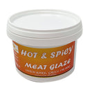 Hot & Spicy Meat Glaze 110g Pots
