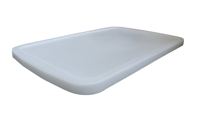 955 and 956 Stacking Tray Lid – White