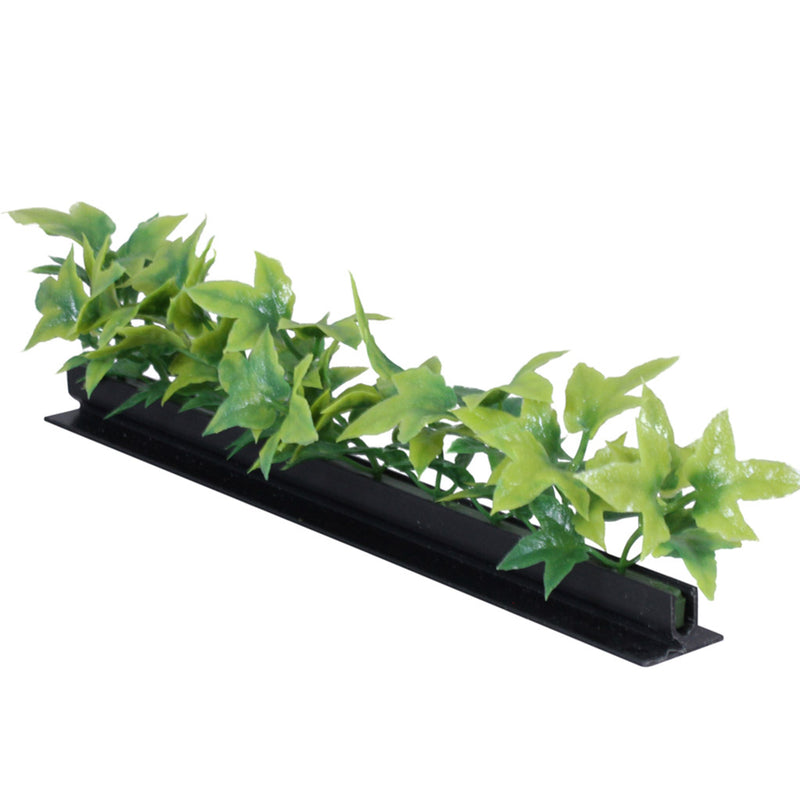 Green Ivy Divider Garnish Black Base 12/Box