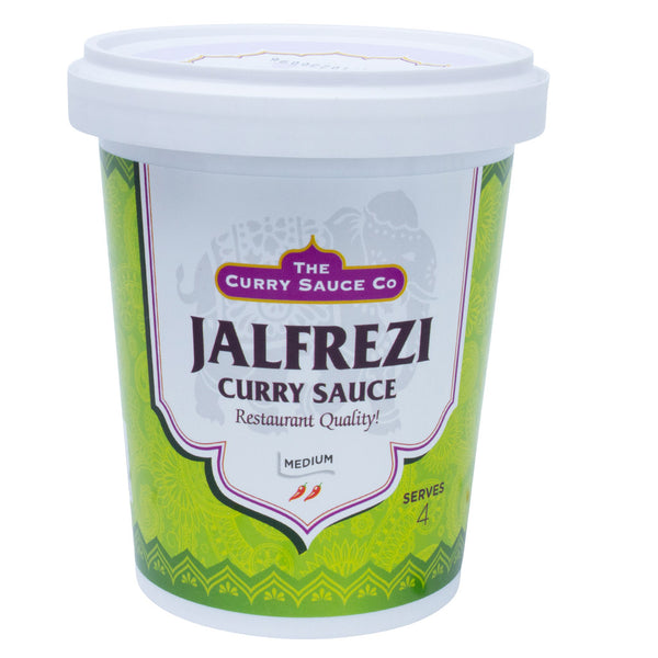 Jalfrezi Curry Sauce– 6 x 475g