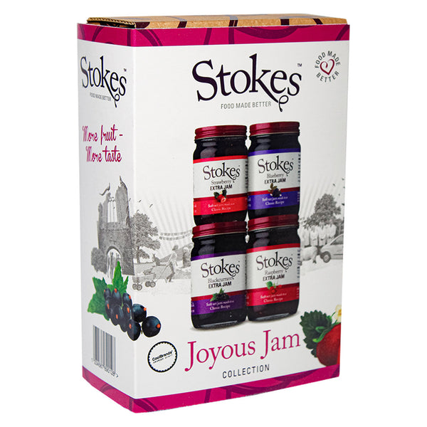 Stokes Joyous Jam Collection Gift Box