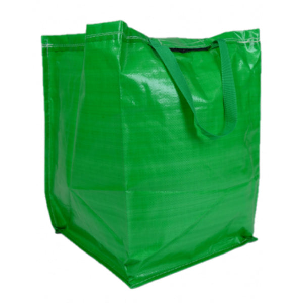 Laminated Kerbside Recycling Bag (Green) – Pack of 50