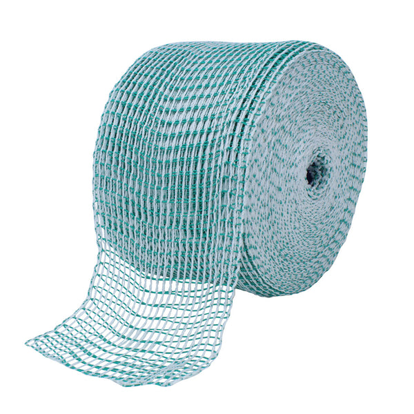 TruNet 48sq Standard Green/White Elasticated Meat Netting