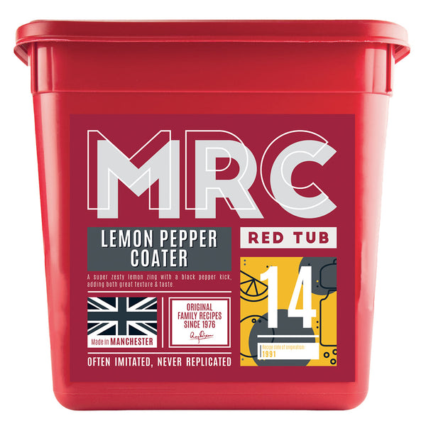 MRC Lemon Pepper Coater