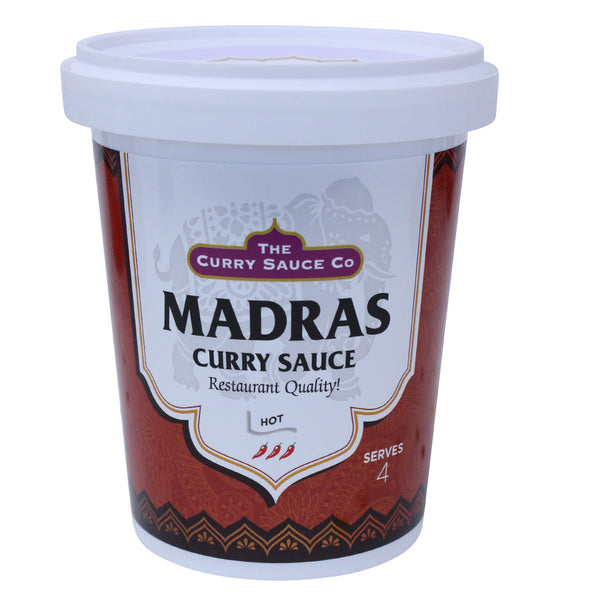 Madras Curry Sauce