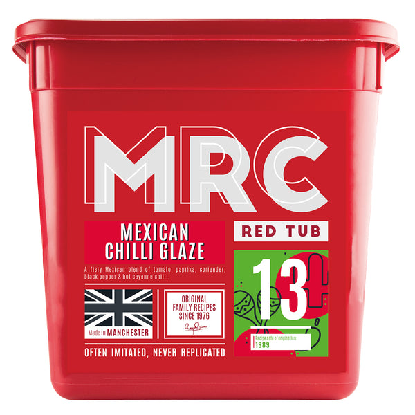 MRC Mexican Chilli Glaze