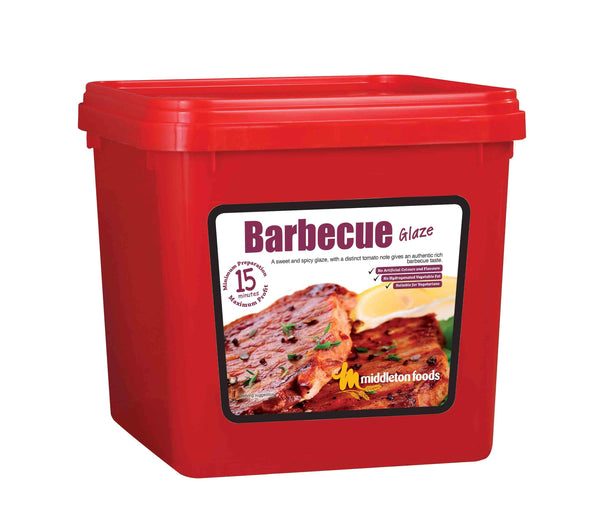 BBQ/Barbeque Glaze