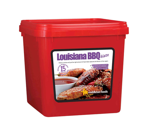 Louisiana BBQ Glaze