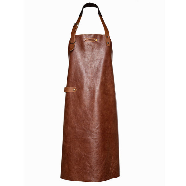 New York Long Leather Apron