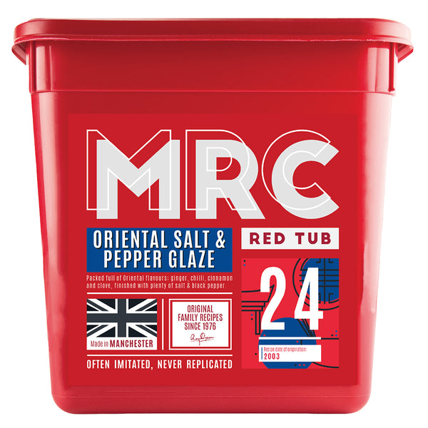 MRC Oriental Salt & Pepper Glaze