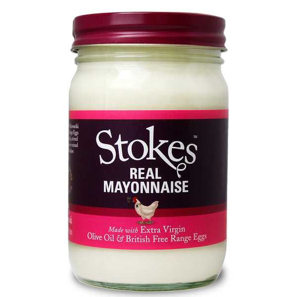 Stokes Real Mayonnaise (345g)