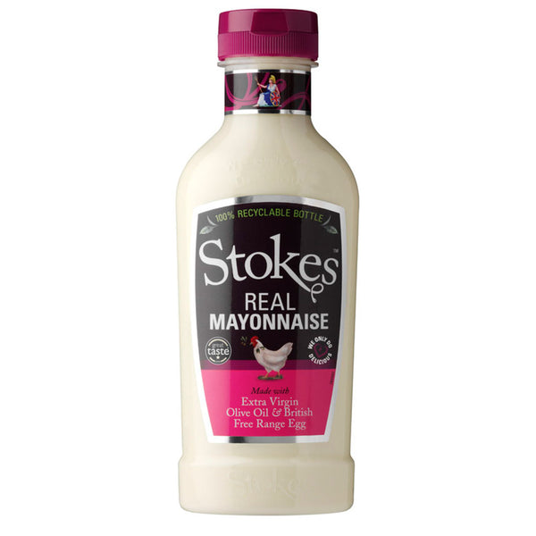 Stokes Real Mayonnaise Squeezy Bottle (420g)