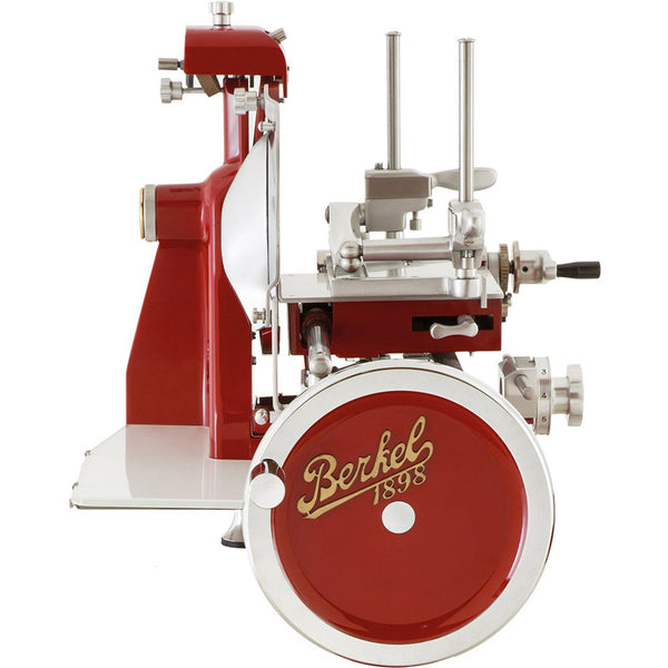 Red Le Volano Flywheel Manual Slicer