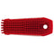 Red Scrubbing Brush