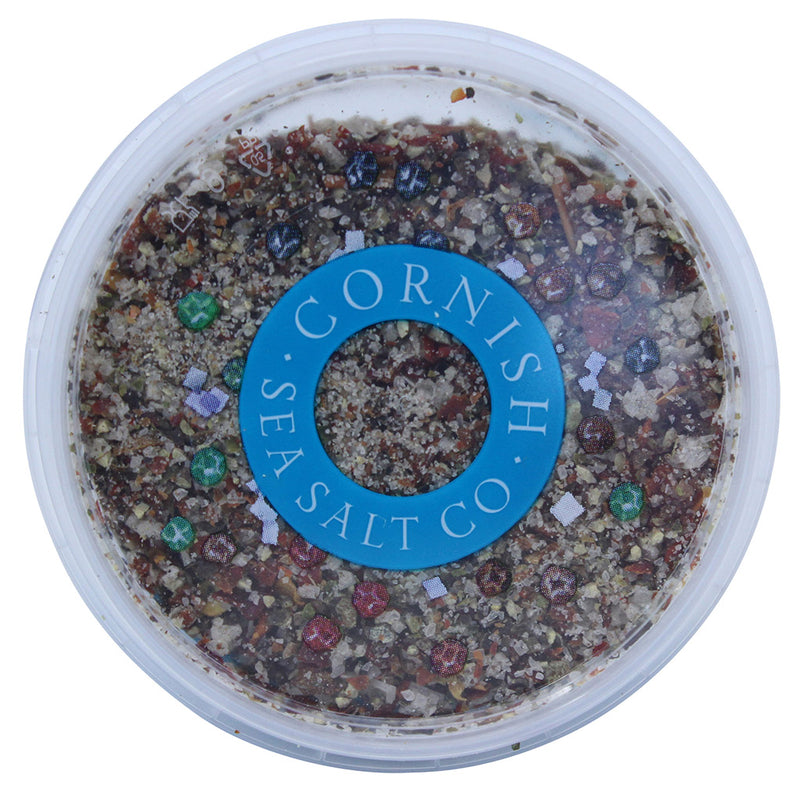 Cornish Sea Salt - Salt and Peppery - 60g