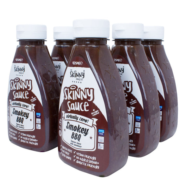 Smokey BBQ Sauce – 6 x 425ml Pack