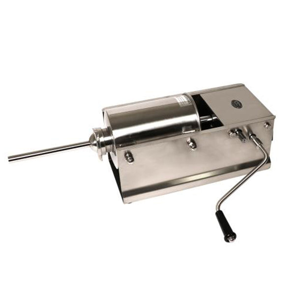 3L Horizontal Sausage Stuffer - Stainless Steel