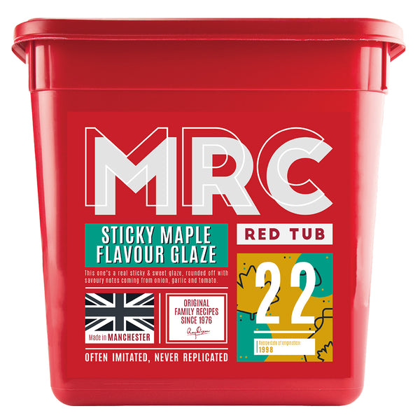 MRC Sticky Maple Flavour Glaze