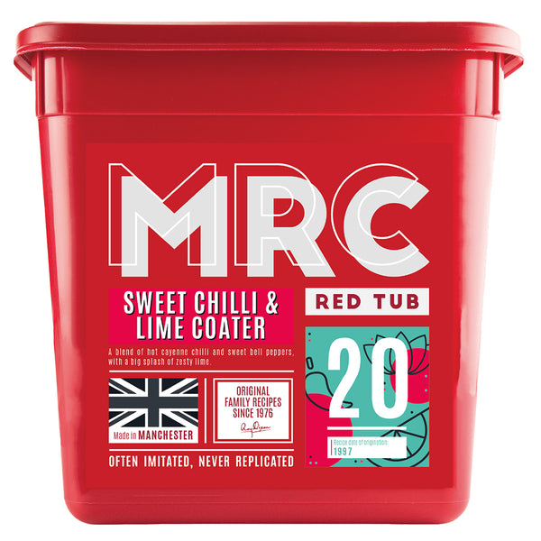 MRC Sweet Chilli & Lime Coater