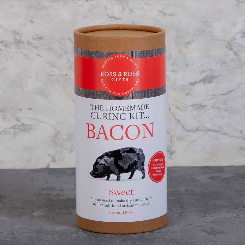 Sweet Bacon Curing Kit Tube
